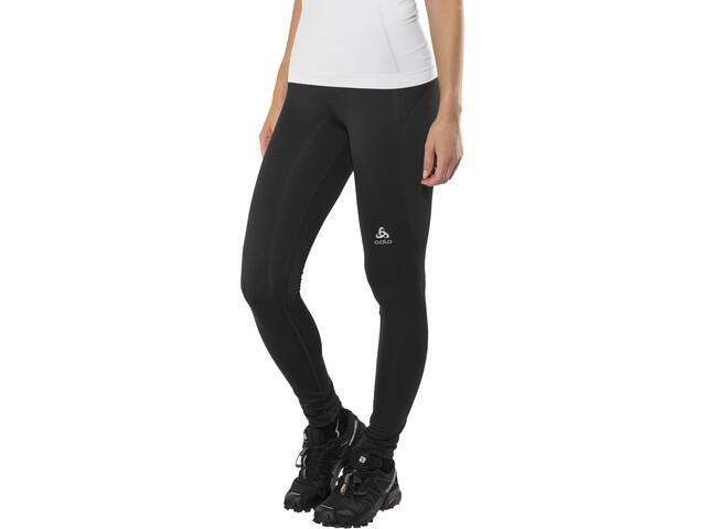 f9a82c56358 Odlo BL Core Light Running Pants Women black at Addnature.co.uk